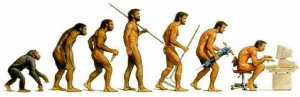 evolution or is it