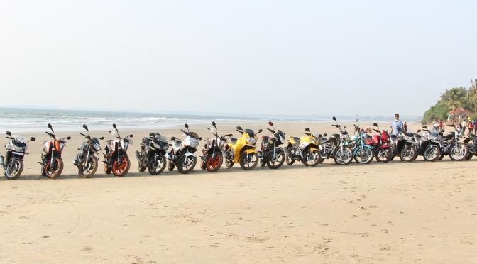 BikeNomads Annual Meet 2014 – Tarkarli