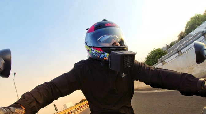 BluSnap – How Bikers Can Keep A Cool Head This Summer