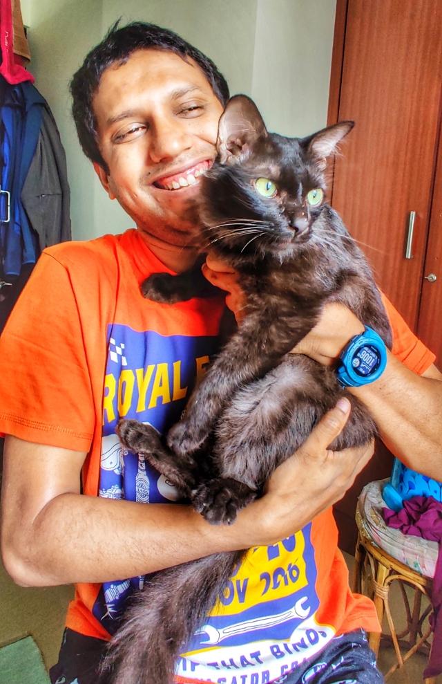peri and me